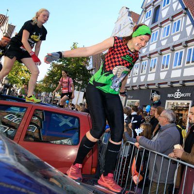 Impressionen der Urban Challenge 2018 in Celle