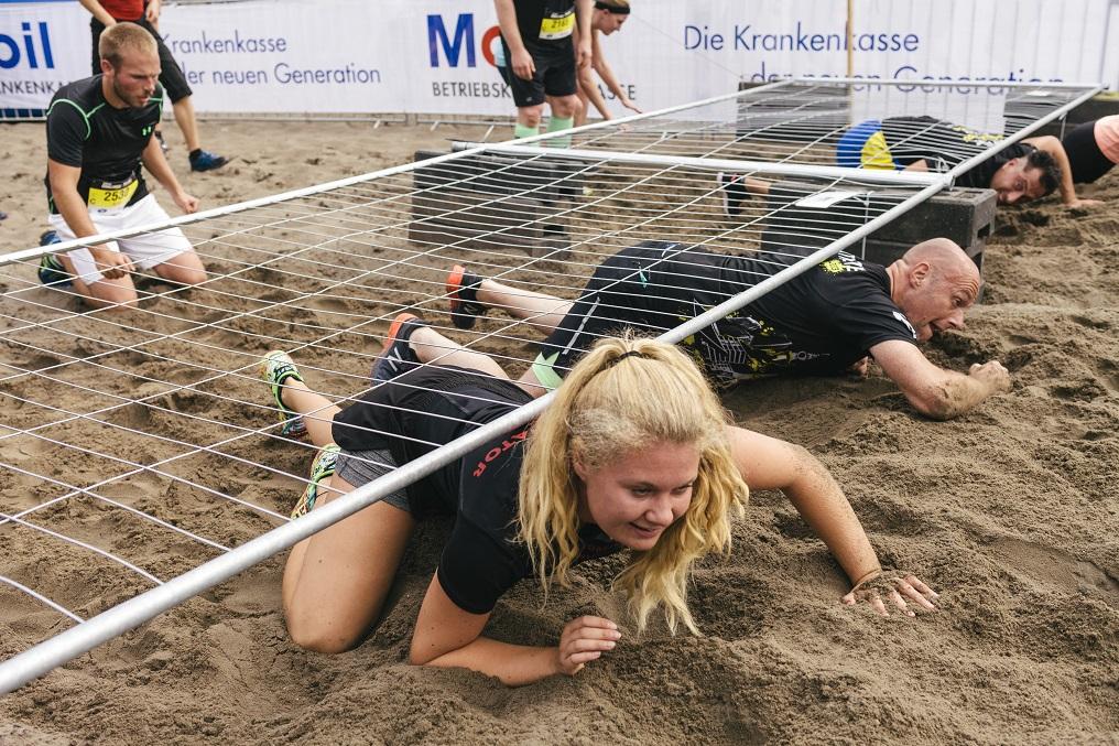 Eat Sand   Urban Challenge Celle