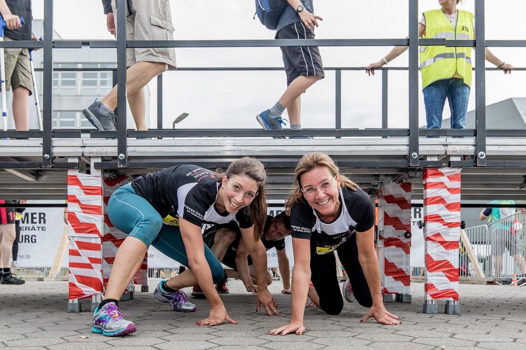 Jump Crawl   Urban Challenge Celle