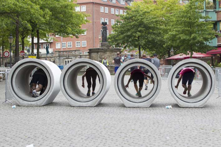 Urban Pipes   Urban Challenge Celle